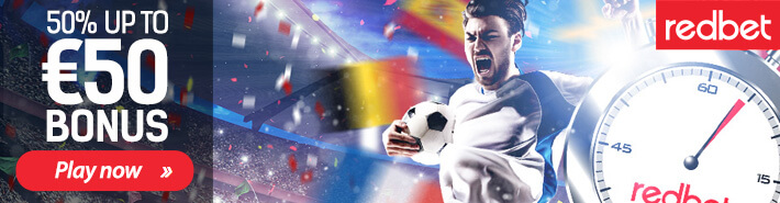 redbet sports betting bonus